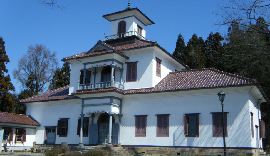 Museum for old Higashimurayama government office